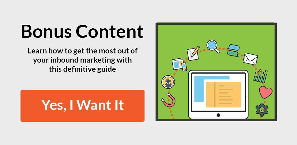 Download our free PDF version of the The Definitive Guide to Inbound Marketing