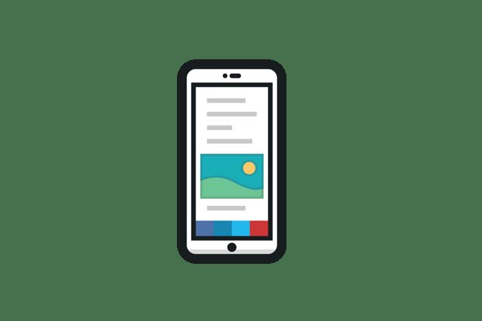 mobile-social-sharing
