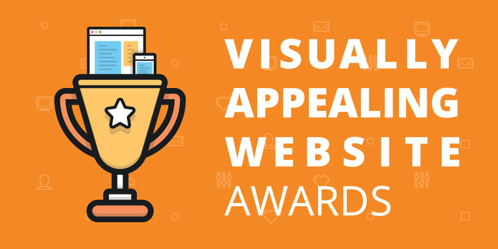 top 62 visually appealing websites using inbound marketing  2018 update