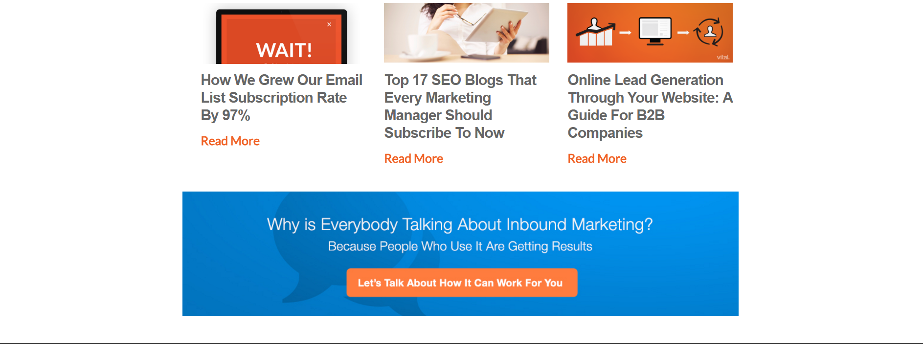 Use these 13 awesome examples to master thank you pages vital2g fandeluxe Gallery